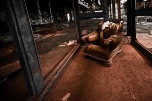 Le fauteuil du contremaitre