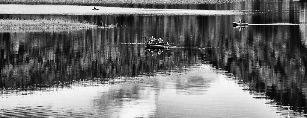 paisible partie de pêche